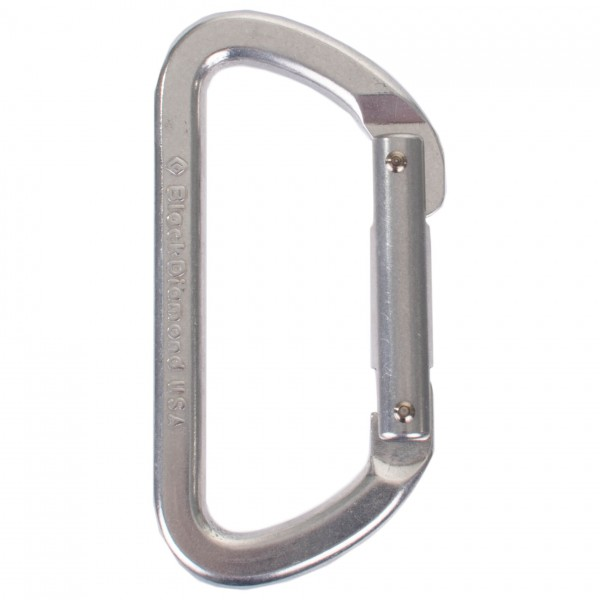 Black Diamond - Light D - Snapgate carabiners