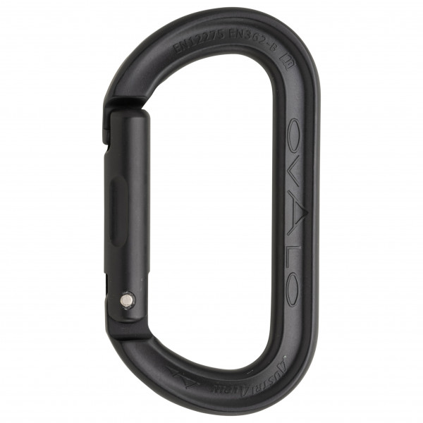 AustriAlpin - Ovalo - Snapgate carabiners