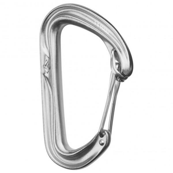 Black Diamond - HoodWire - Schnappkarabiner (Wire)