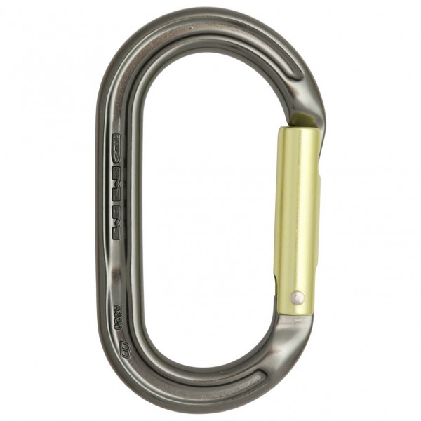 DMM - Ultra O Plain Gate - Non-locking carabiner