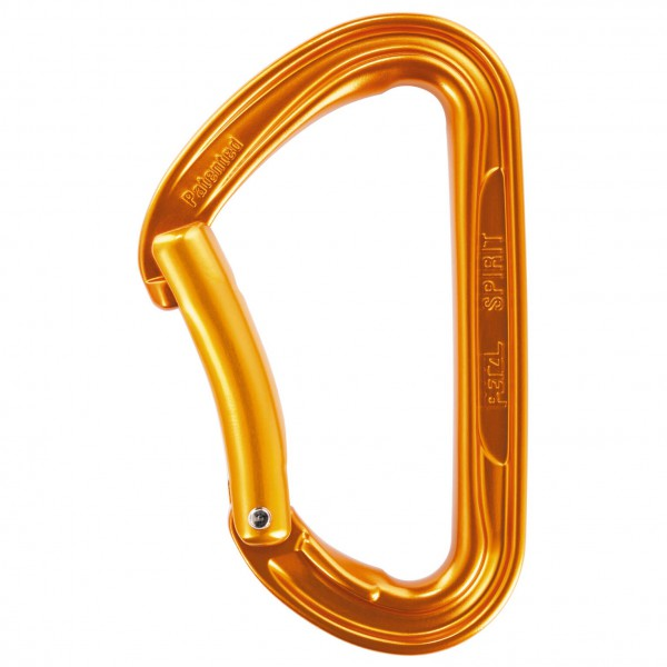 Petzl - Spirit - Non-locking carabiner
