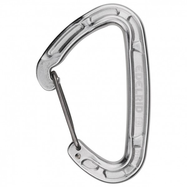 Edelrid - Mission - Snapgate carabiners