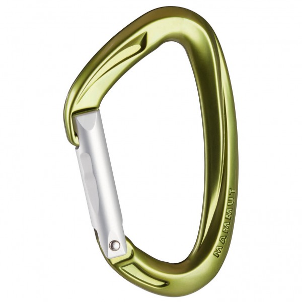 Mammut - Crag Key Lock - Jousilukitteiset sulkurenkaat