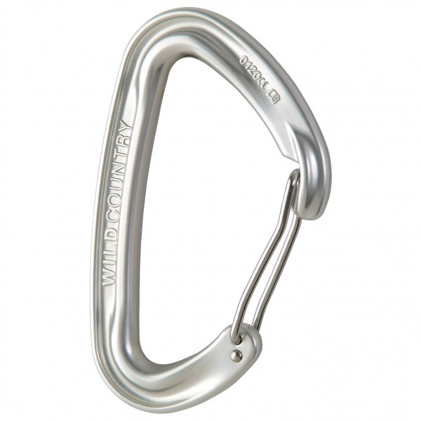 Wild Country - Wildwire 2 - Snapgate carabiners
