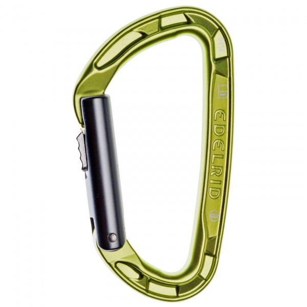 Edelrid - Pure Slider - Locking carabiner