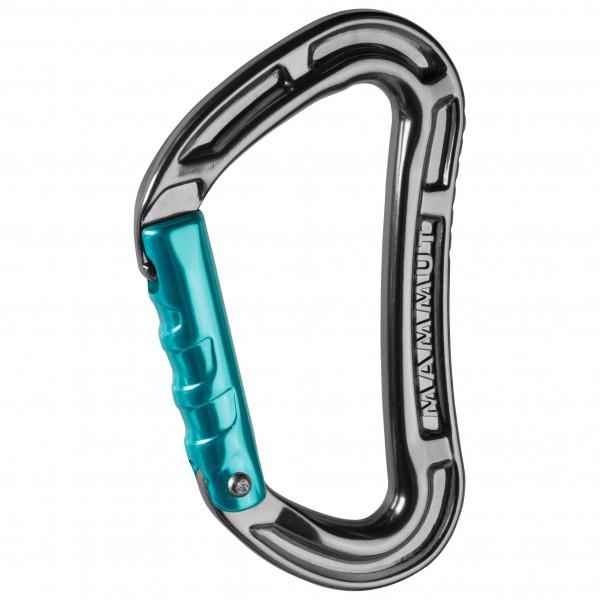 Mammut - Bionic Key Lock Straight Gate - Karbiner snäpplås