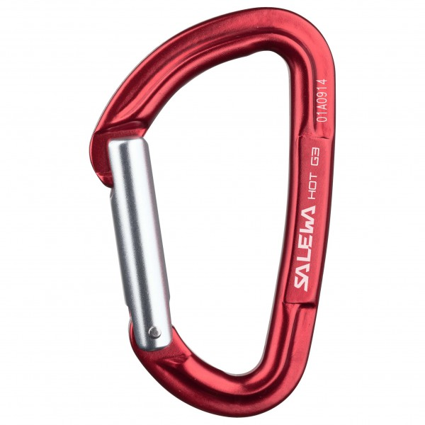 Salewa - Hot G3 Straight Carabiner