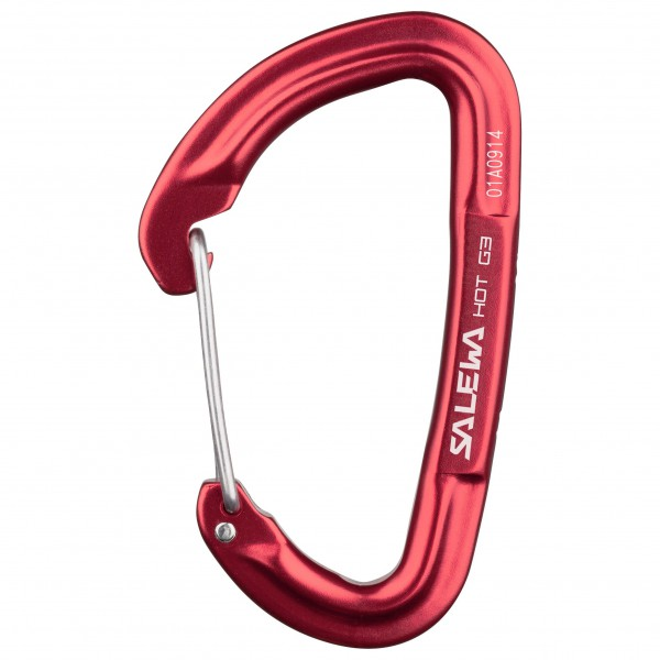 Salewa - Hot G3 Wire Carabiner - Mousquetons automatiques