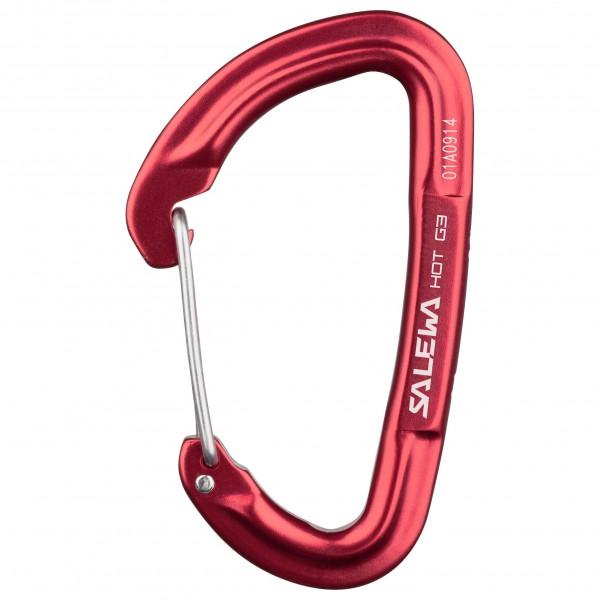 Salewa - Hot G3 Wire Carabiner - Non-locking carabiner