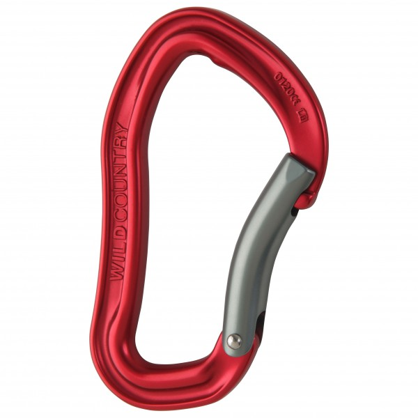 Wild Country - Electron Bent Gate - Snapkarabiner