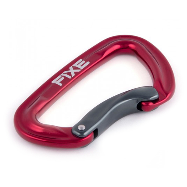 Fixe - Orion Bent Gate - Snapgate carabiner