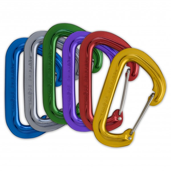 Black Diamond - Neutrino Rackpack - Snapgate carabiner