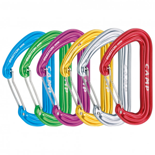 Camp - Photon Wire - Snapkarabiner