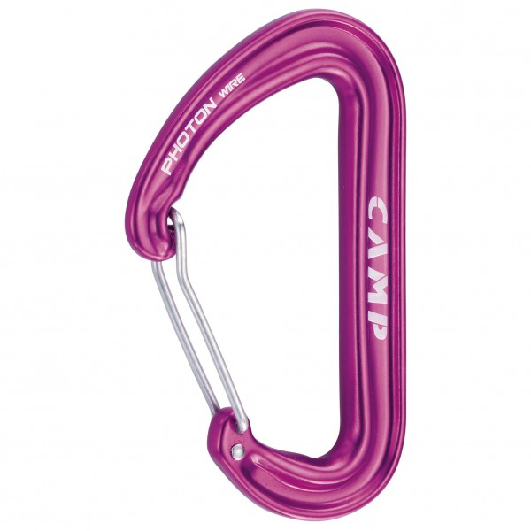 Camp - Photon Wire - Snapgate carabiners