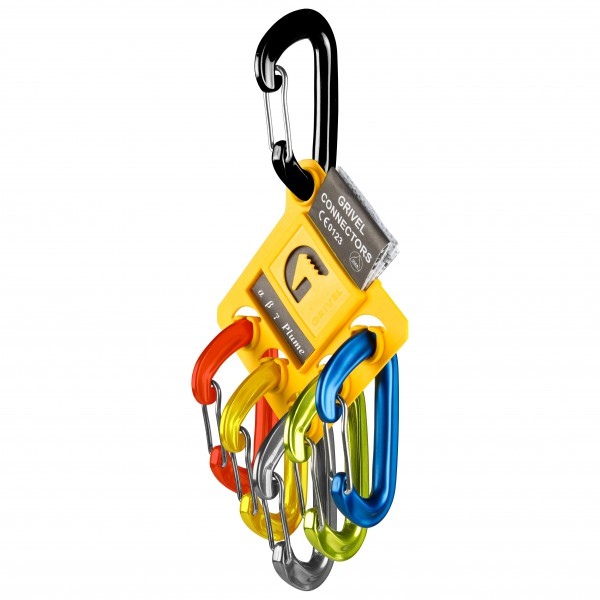 Grivel - 24-24 Wire - Snapgate carabiner