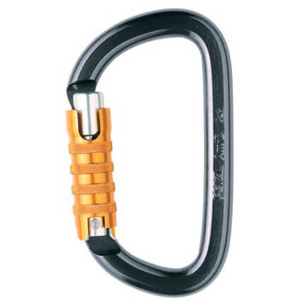 Petzl - Am'D Triact-Lock - Mousqueton