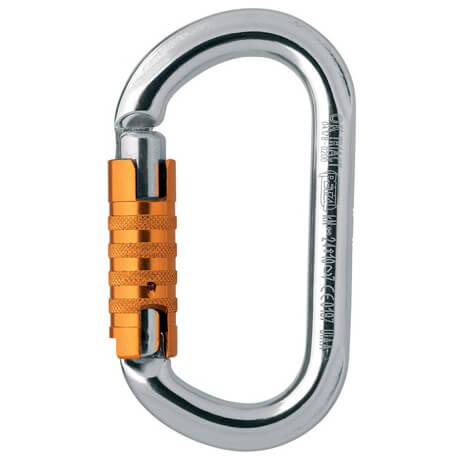 Petzl - Mousqueton OK Triact-Lock