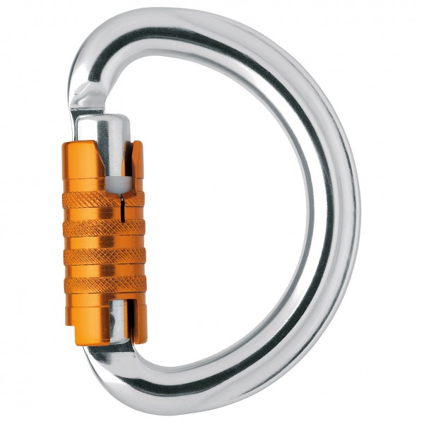 Petzl - Omni Triact-Lock - Locking carabiner