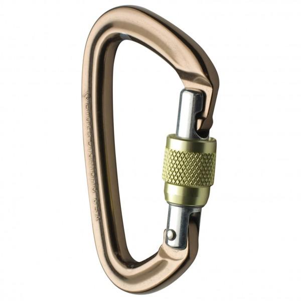 Black Diamond - Positron Screwgate - Locking carabiner