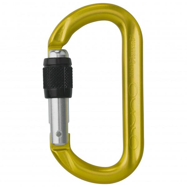 AustriAlpin - Ovalo - Locking carabiner