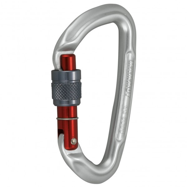 Mammut - LMNT Key Lock - Schraubkarabiner
