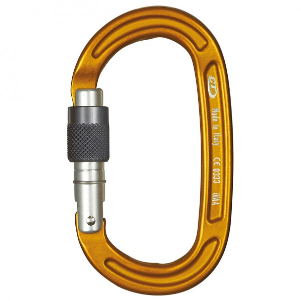 Climbing Technology - Pillar Evo SG - Locking carabiner
