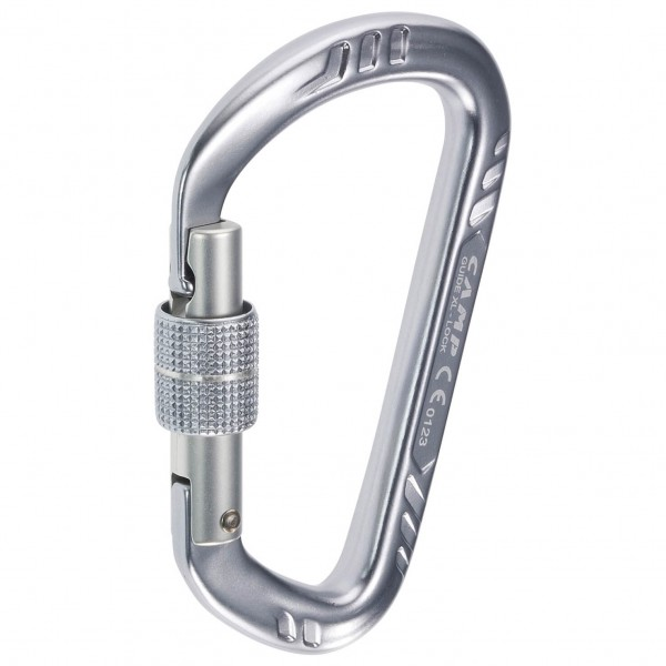 Camp - Guide XL - Locking carabiner