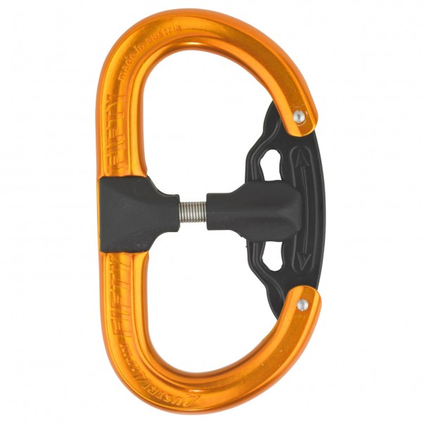 AustriAlpin - Fifty:Fifty - Locking carabiner