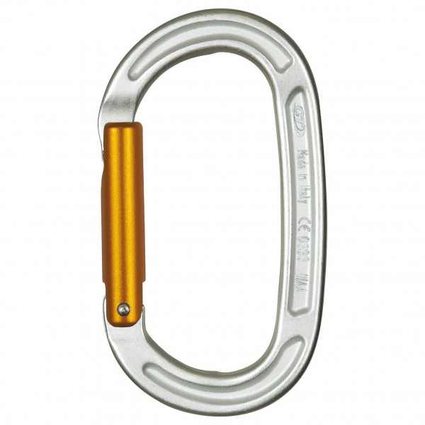 Climbing Technology - Pillar Evo - Oval carabiner