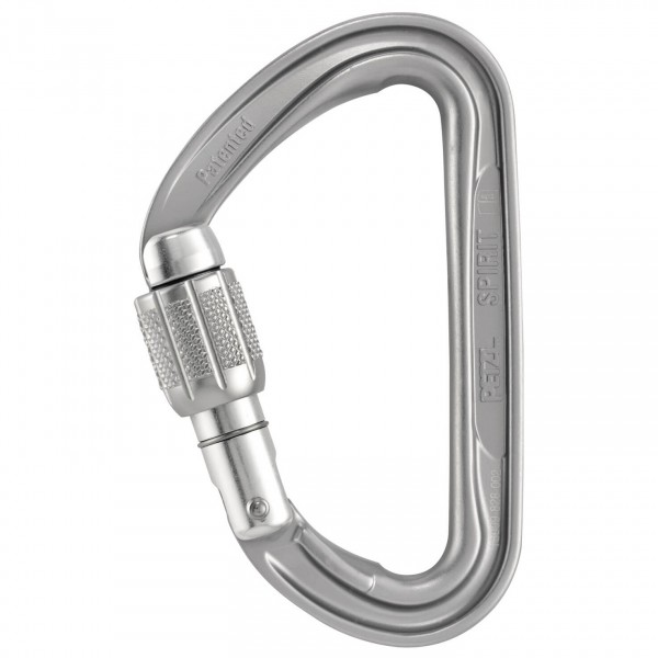 Petzl - Sprit Screw-Lock - Mousqueton à vis