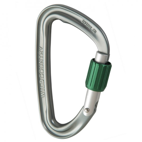 Wild Country - Eos - Locking carabiner