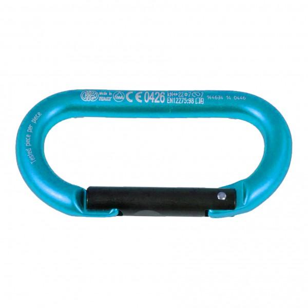 Kong - Oval Alu - Non-locking carabiner