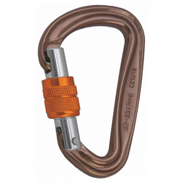 Rock Empire - Racer Screw - Locking carabiner