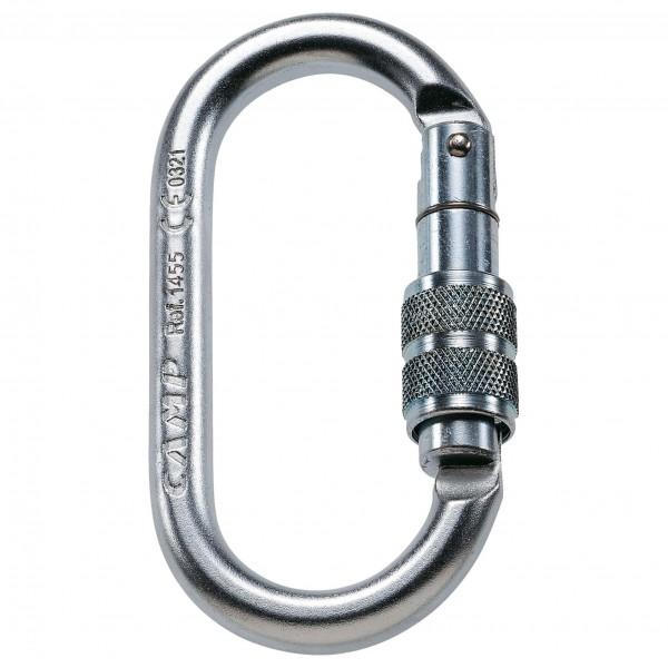 Camp - Oval Pro Lock - Screwgate carabiners