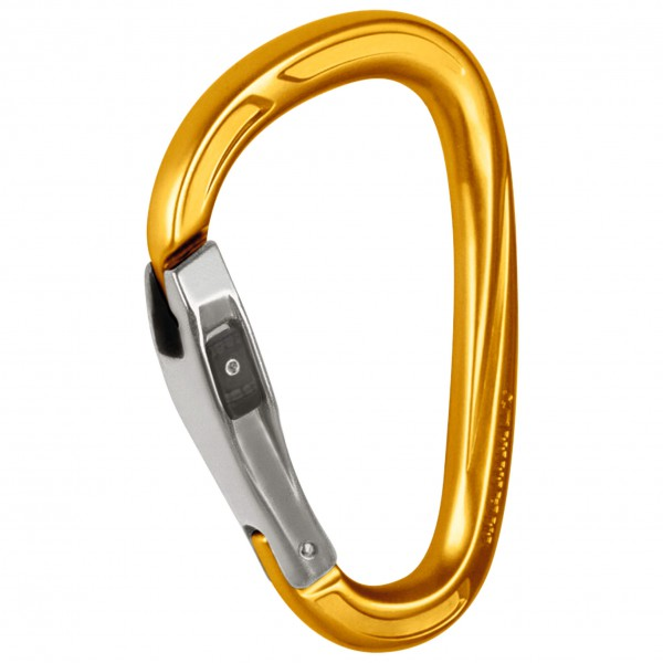 Mammut - Crag HMS Slide Lock - Locking carabiner