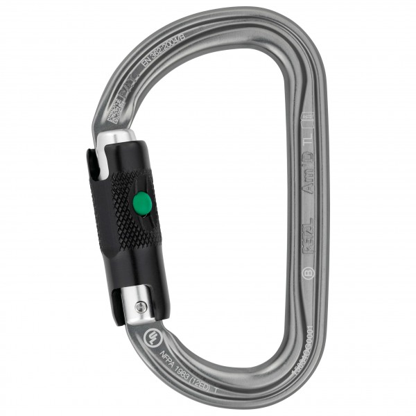 Petzl - Am'D Ball-Lock - Locking carabiner