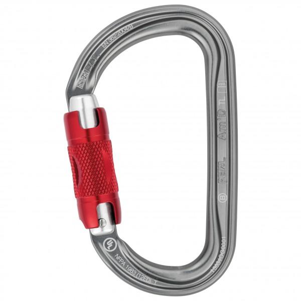 Petzl - Am'D Twist-Lock - Mousqueton à fermeture automatique
