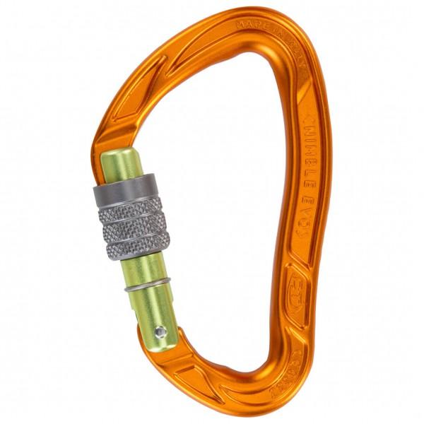 Climbing Technology - Nimbe EVO SG - Locking carabiner