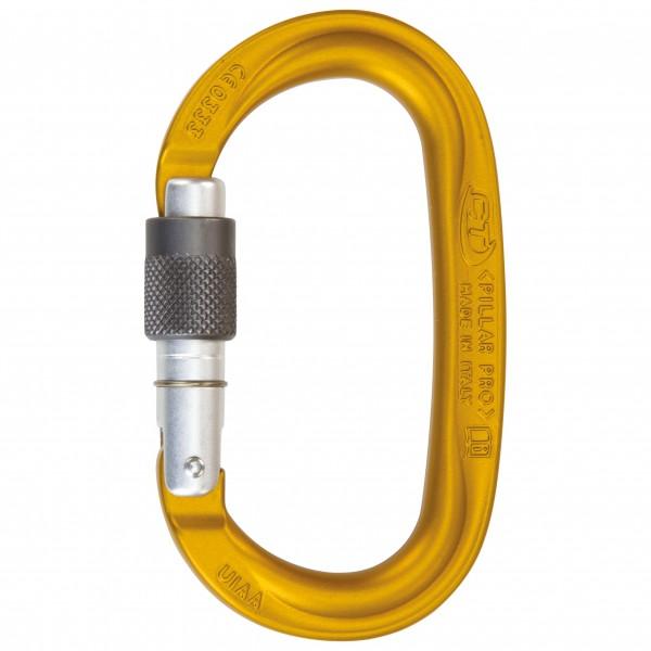 Climbing Technology - Pillar Pro SG - Locking carabiner