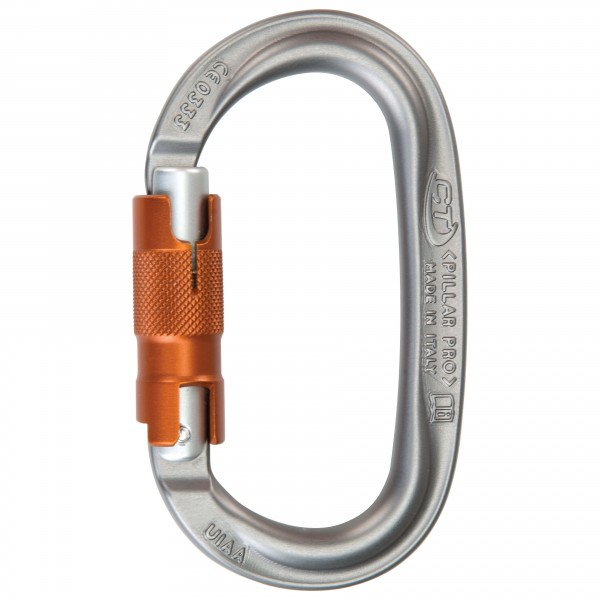Climbing Technology - Pillar Pro WG - Locking carabiner