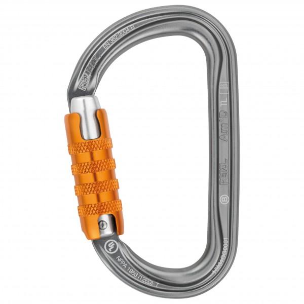Petzl - Am'D Triact-Lock - Låsekarabiner
