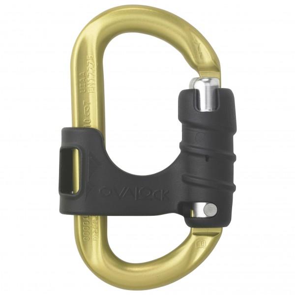 AustriAlpin - Ovalock Alu - Locking carabiner