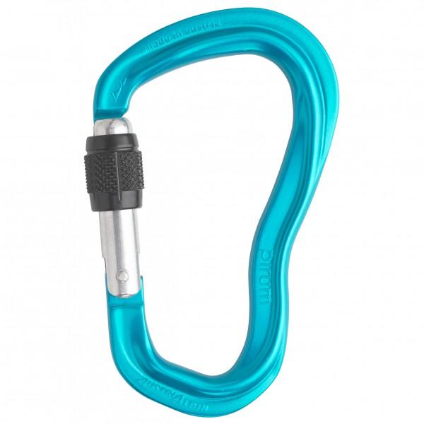 AustriAlpin - Pirum Alu Screwlock - Locking carabiner