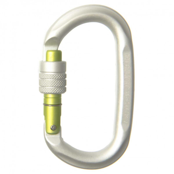 Edelrid - Oval Power 2400 Screw - Schraubkarabiner