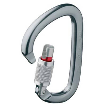 Petzl - William Screw-Lock - HMS-sulkurenkaat