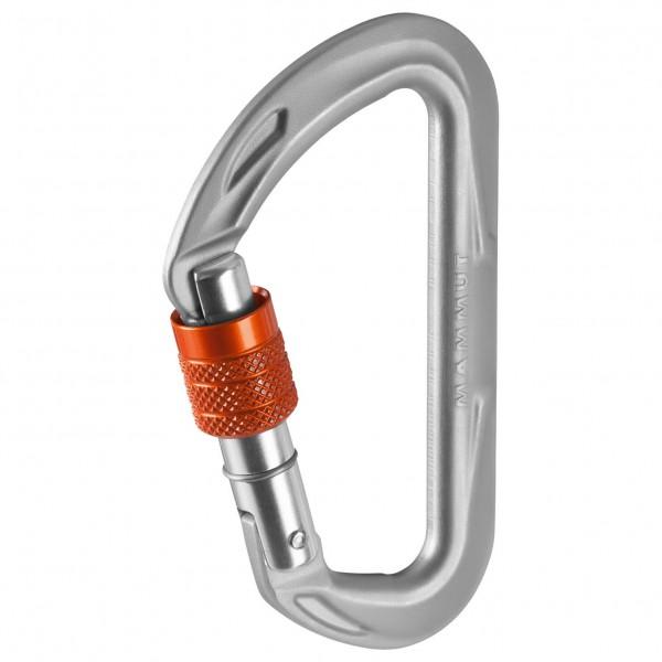 Mammut - Wall Micro Lock - Locking carabiner