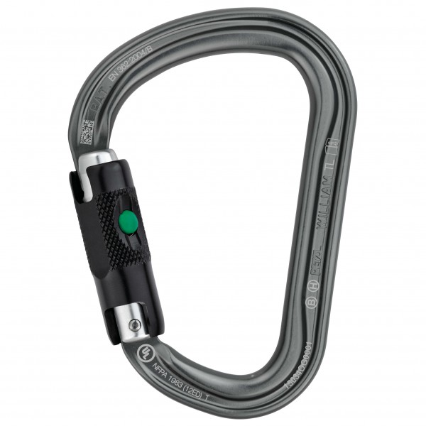 Petzl - William Ball-Lock - HMS-Karabiner