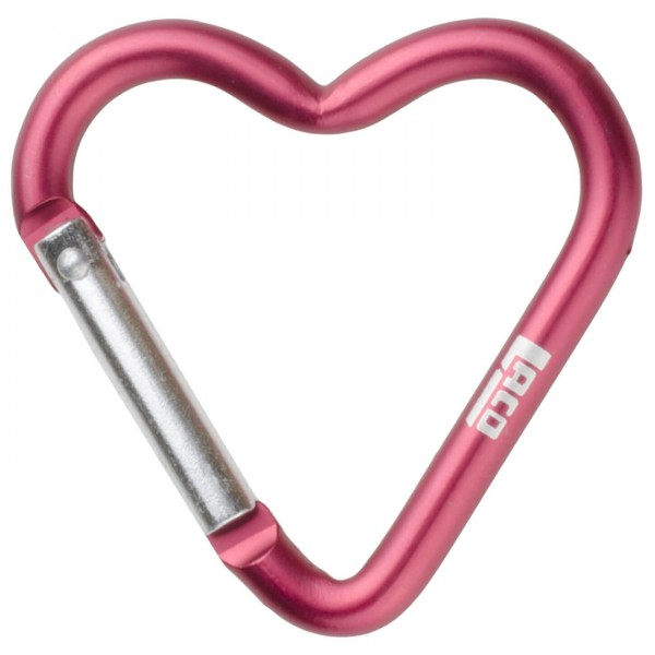 LACD - Accessory Carabiner Heart Small - Tarvikesulkurenkaat