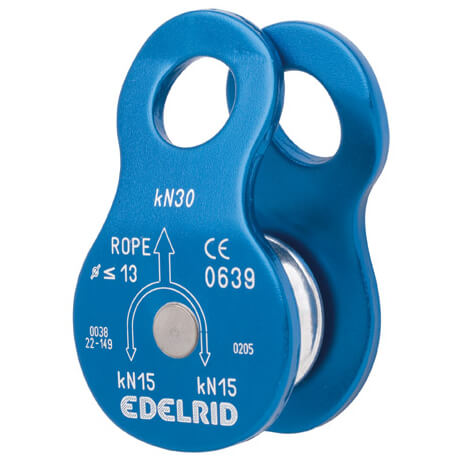 Edelrid - Turn - Seilrolle