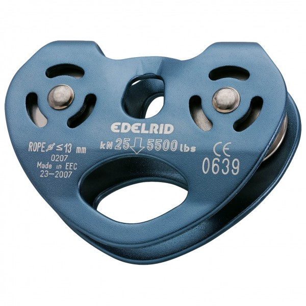 Edelrid - Rail - Rope pulley